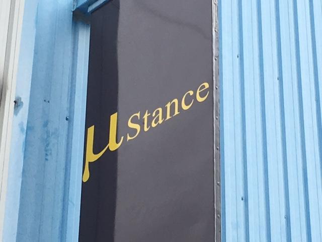 μ Stanceの店舗画像