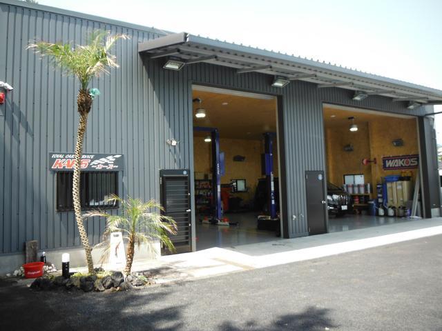 CHECK CAR SERVICE KARS −チェッカーサービス カーズ−の店舗画像
