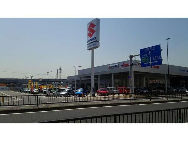 (株)スズキ自販福岡 スズキアリーナ小倉北の店舗画像