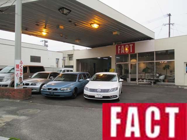 AUTO FACT(1枚目)