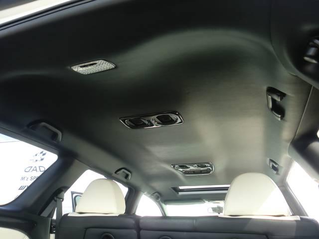 内装張替えも承ります。天井の総張替え、各部レザー張替えなどもご相談ください