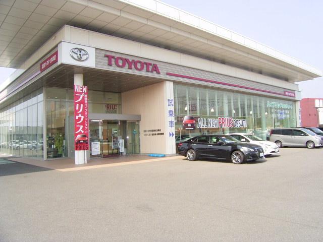 福島トヨタ自動車(株) 会津店の店舗画像