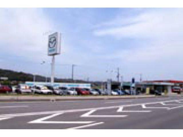 (株)福島マツダ 平店の店舗画像