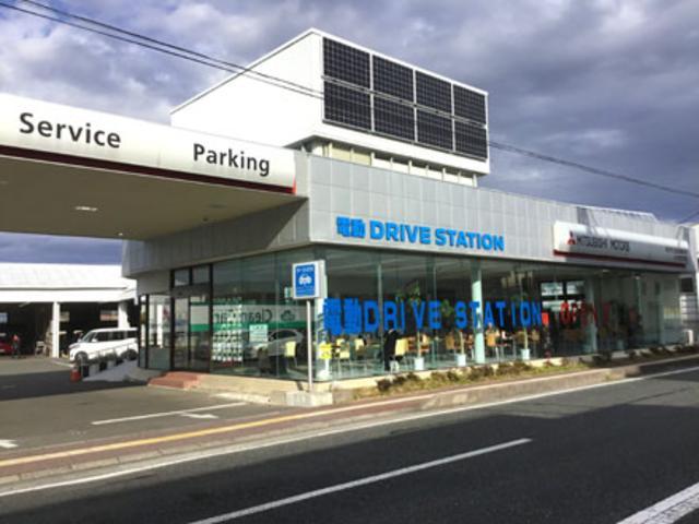 東日本三菱自動車販売(株) クリーンカー内郷の店舗画像