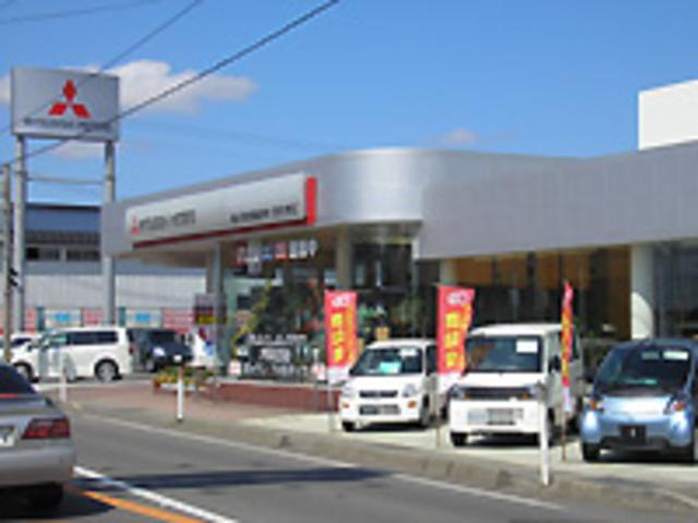 青森三菱自動車販売(株) 五所川原店の店舗画像
