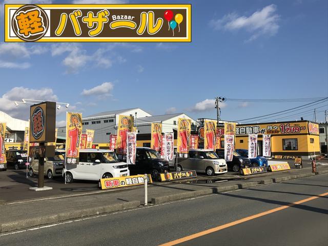 ムサシ様交差点から約2キロ。黄色い建物が目印です!!