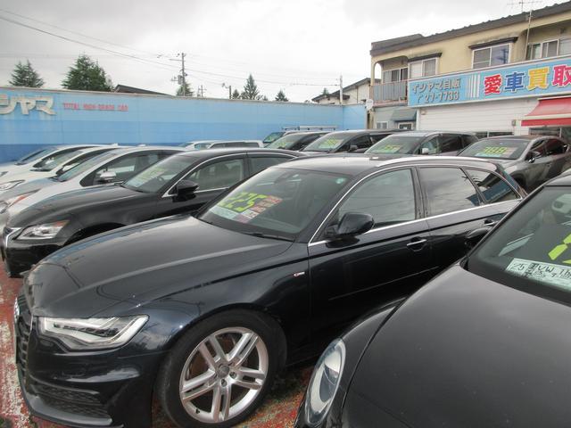 安心・信頼の中古車をお届けするために全車「AIS品質保証付き」の車輌を展示しております。