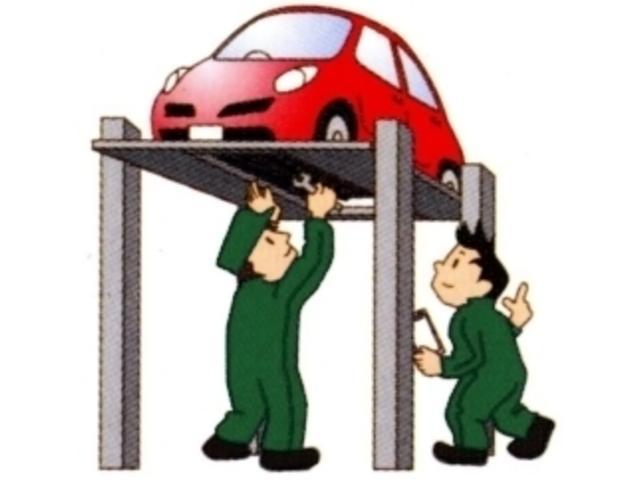 専門もメカニック(自動車整備士)が丁寧に見させて頂きます。