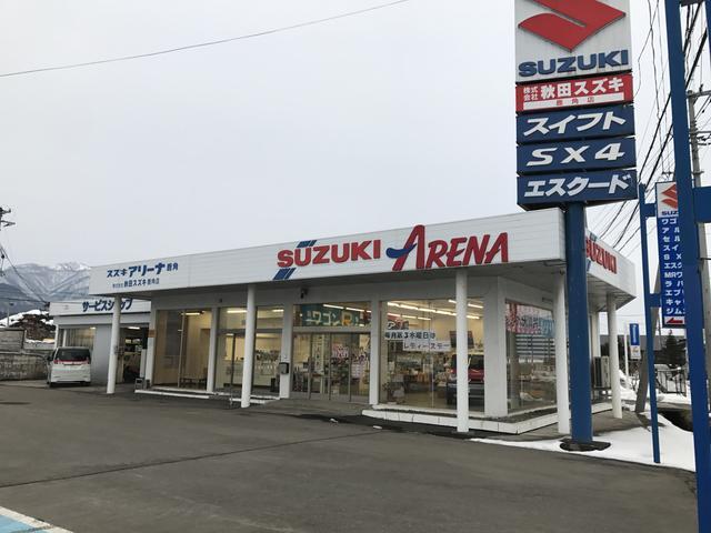 (株)秋田スズキ スズキアリーナ鹿角の店舗画像