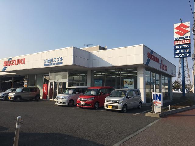 国道7号線、本荘大橋から秋田方面に向かって左手にございます!