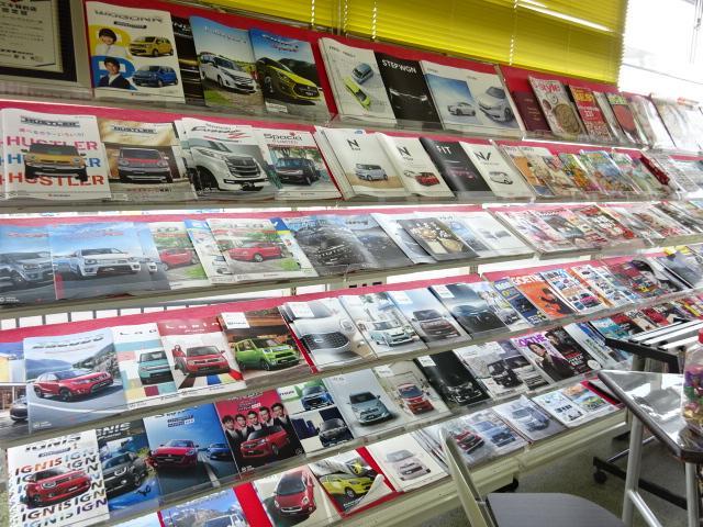 新車市場併設しております。お乗り換えのご相談もOK!全メーカー取り扱いしています。