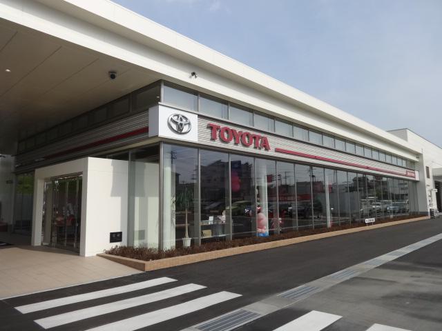 福島トヨタ自動車(株) 須賀川店の店舗画像