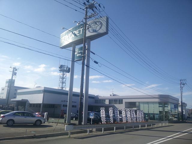 [山形県]山形トヨペット(株) 鶴岡店