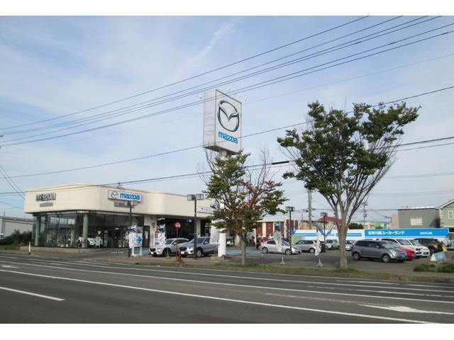 青森マツダ自動車株式会社 五所川原店の店舗画像