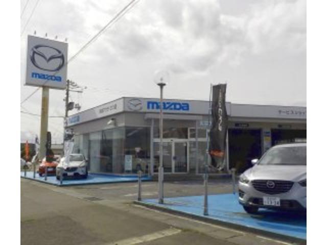 青森マツダ自動車株式会社 むつ店の店舗画像
