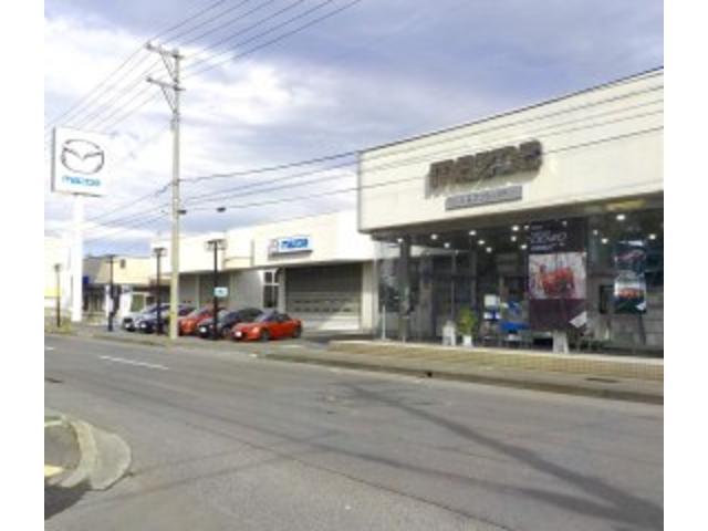 青森マツダ自動車株式会社 八戸店の店舗画像