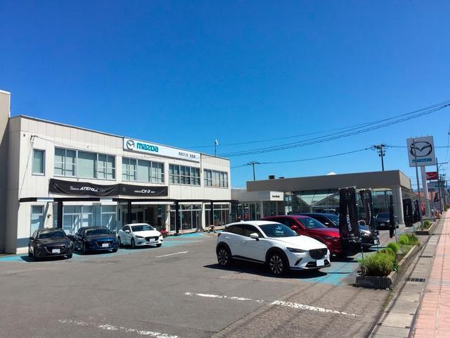 青森マツダ自動車株式会社 青森店の店舗画像