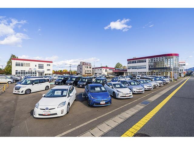 青森トヨタ自動車株式会社 青森店の店舗画像