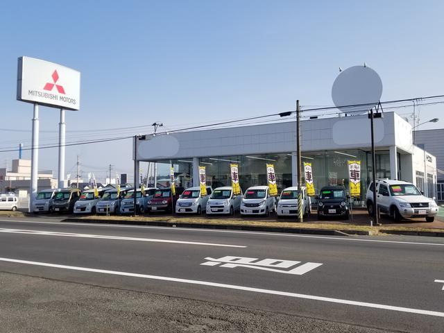 お車の整備もお任せください。 併設の岩手三菱自動車サービス工場にて整備させて頂きます。