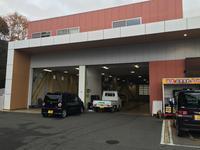 整備工場ももちろん完備しております♪納車後のアフターメンテナンスも安心してお任せ下さい。