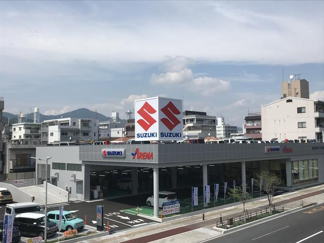(株)スズキ自販広島 スズキU'S三篠/スズキアリーナ三篠