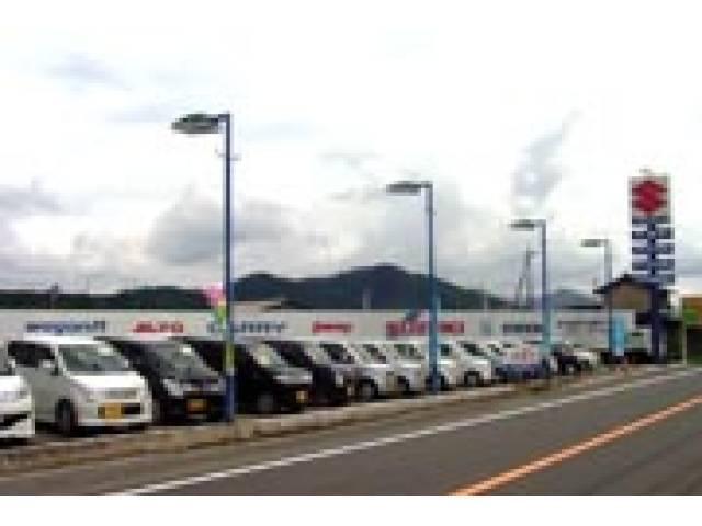 [岡山県]スズキ自販(株)真庭店