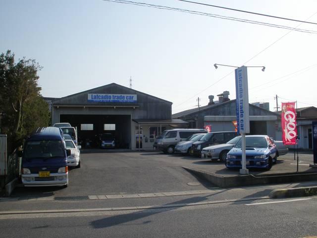 [島根県]Lafcadio trade car ラフカディオ トレード カー
