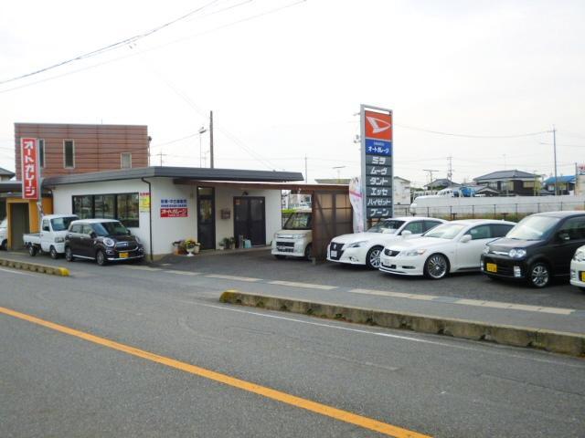 オートガレージの店舗画像