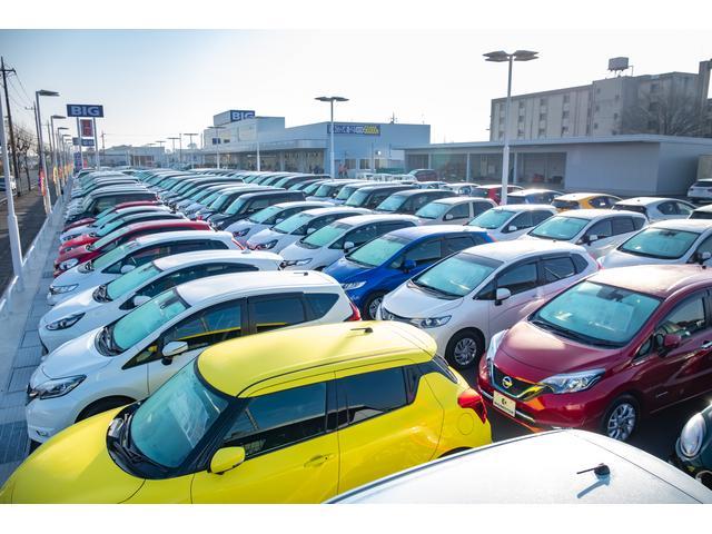 中古車小売販売台数日本一を達成!自社在庫20,000台より納得のいくお買い物を是非体感して下さい♪♪