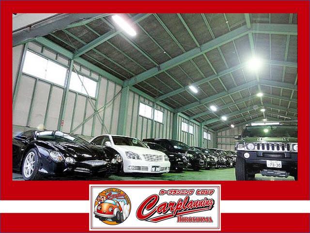23年12月屋内展示場【カープラガレージ】新設!展示車の他に整備や納車待ちのお客様の車も保管してます