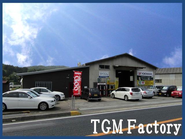 [岡山県]Tgm Factory ティージーエムファクトリー