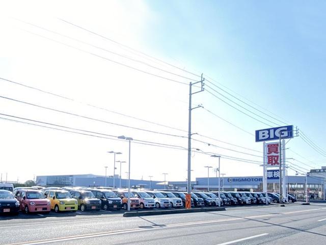 ビッグモーター 防府店の店舗画像