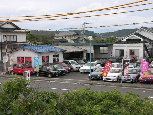 (有)飯島自動車の店舗画像