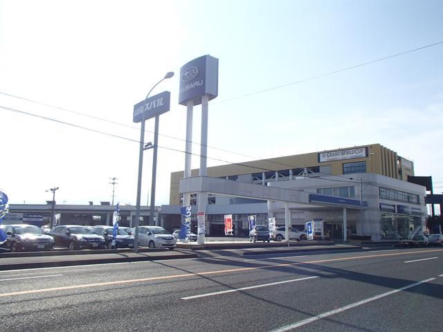山陰スバル(株) カースポット米子の店舗画像