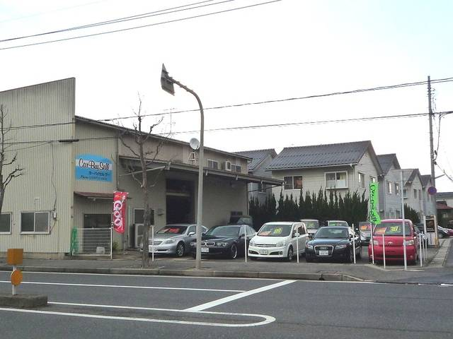 当店は米子自動車学校近く、47号線沿いにございます♪お気軽にお立ち寄りください♪