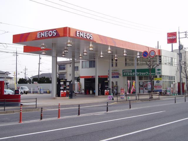 (有)日新石油の店舗画像