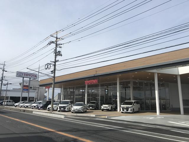 ネッツトヨタ島根(株) 安来店の店舗画像