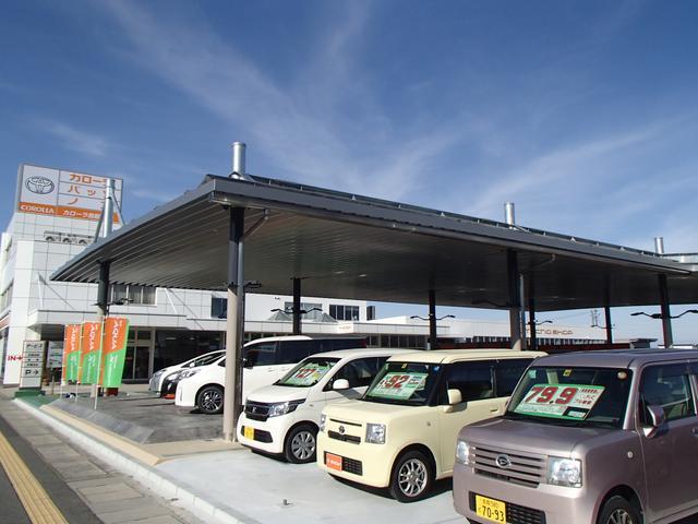 トヨタカローラ鳥取(株)米子店の店舗画像