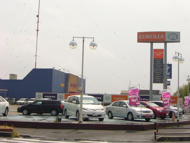 トヨタカローラ鳥取(株)鳥取店の店舗画像