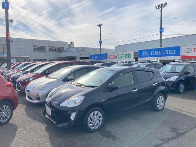 ミニバン・コンパクト・軽カー・SUV・セダン・ステーションワゴン・・・それからプチバン!あります!
