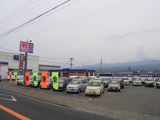 [長野県]ポッキリ屋 飯田店