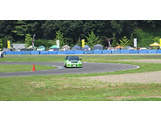 スピードショップ プレーンのアフターサービス レース