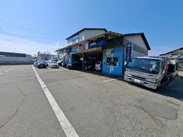(株)ウイニング 二子橋店の店舗画像
