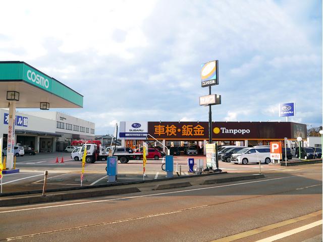 ハイブリッドエコカー専門店 ビックカードームタンポポ(株)川内自動車の店舗画像