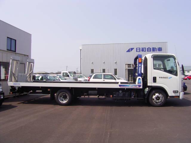 (有)日和自動車のアフターサービス お車のトラブルにも迅速に対応いたします。