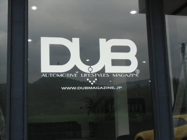 当店はDUB.SHOPとしても運営しております。カスタムへのご相談はどうぞお気軽に♪