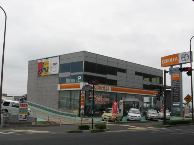 トヨタカローラ香川 東バイパス店の店舗画像
