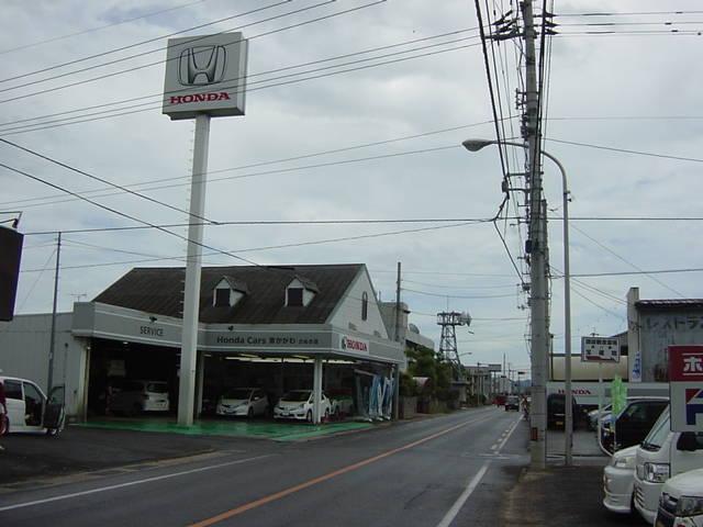 [香川県]Honda Cars 東かがわ さぬき店