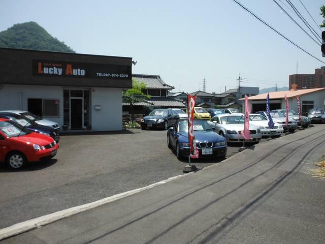 Lucky Autoの店舗画像