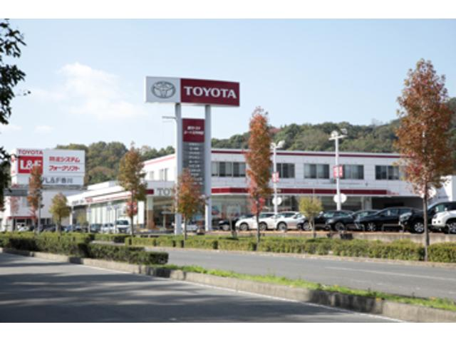 [香川県]香川トヨタ自動車(株) U−Carルート32中央店